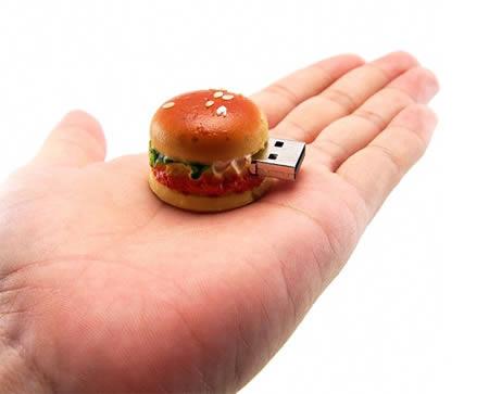 Hamburger-USB