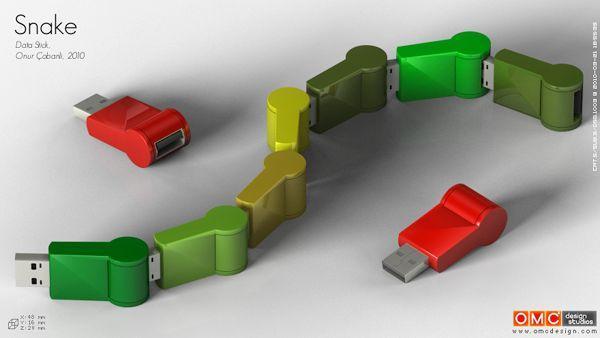 Snake-USB