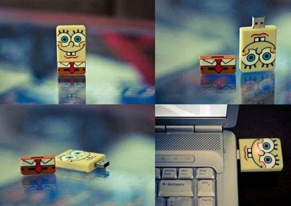 Spongebob-Funny-USB