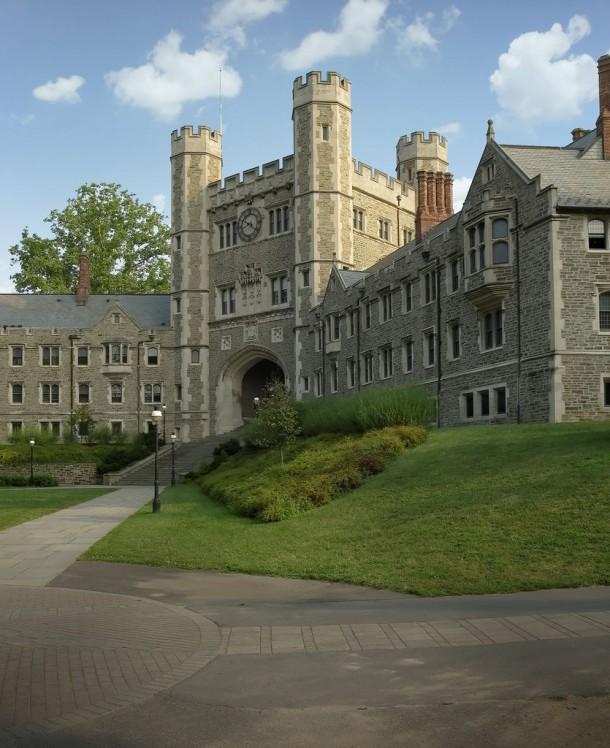 2. Princeton University