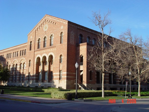 7. University of California, Los Angeles