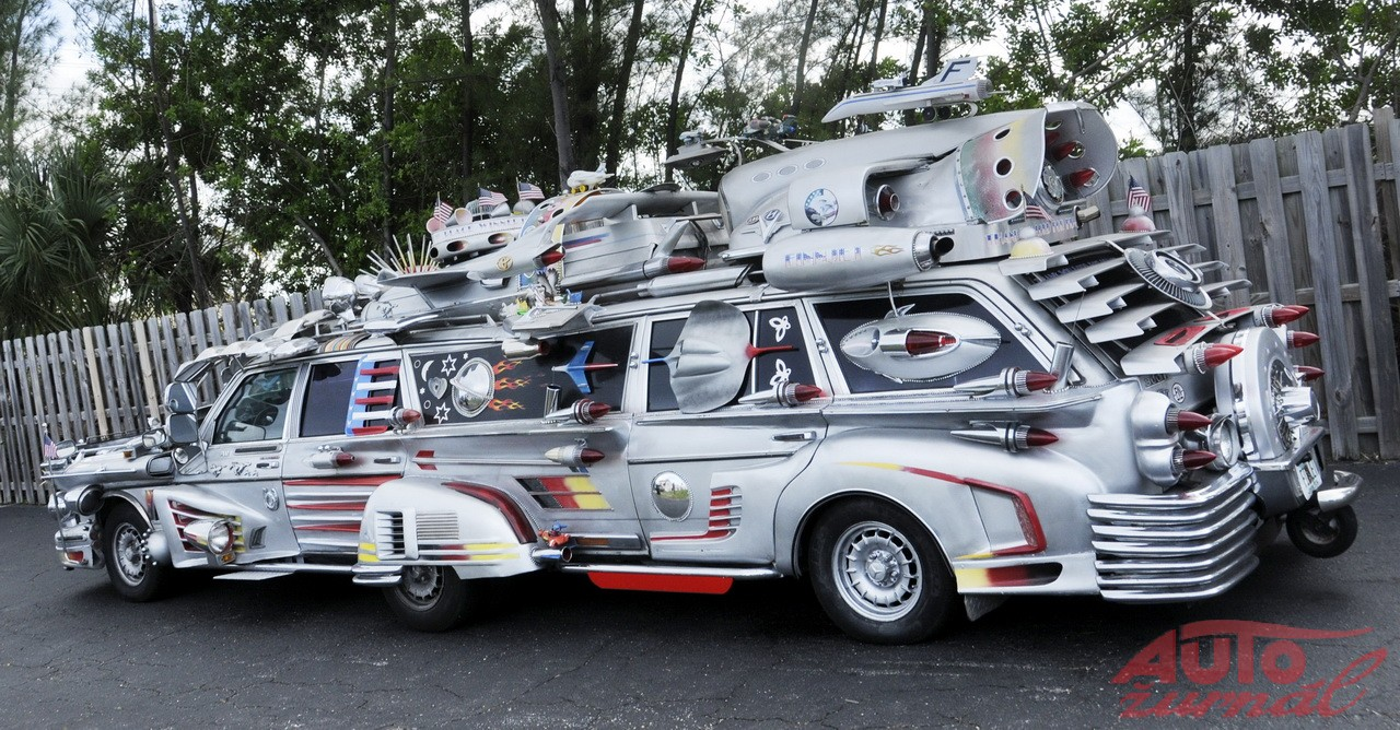 Finnjet DIY Limousine Made Of Only Junk That Costs $1 Million