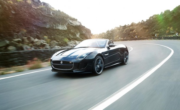 Jaguar F-Type V8 S-2