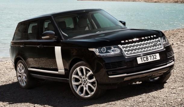Range Rover Sport Black 2