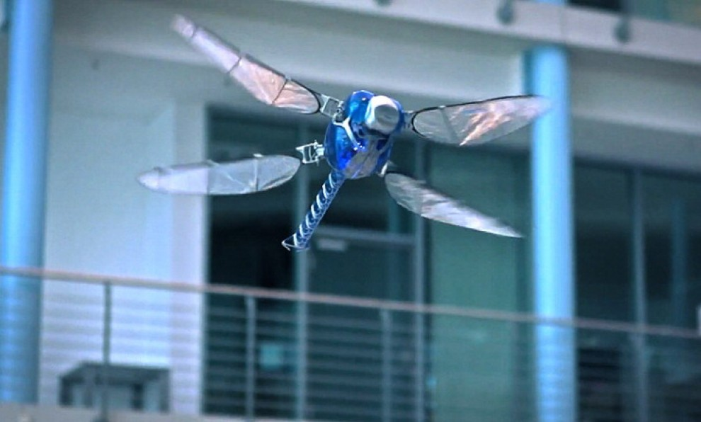bionicopter � the robotic dragonfly is here