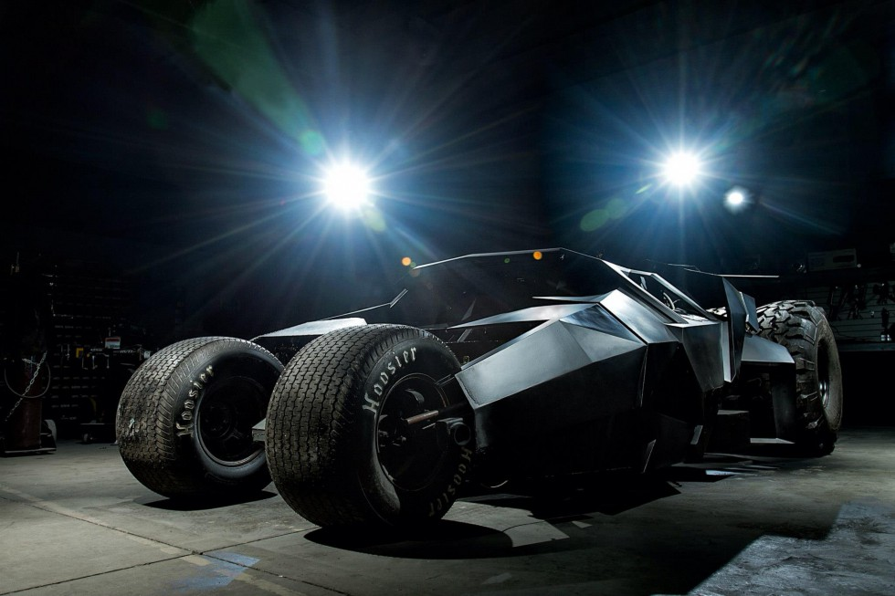 Batman Tumbler Replica 2