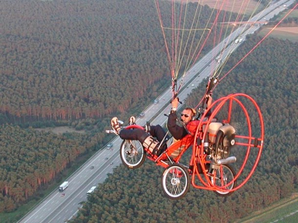 Flying Bikes - Hoax or Reality (1)