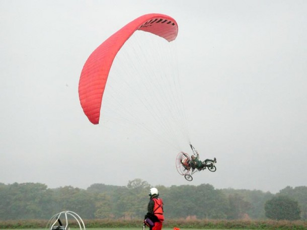 Flying Bikes - Hoax or Reality