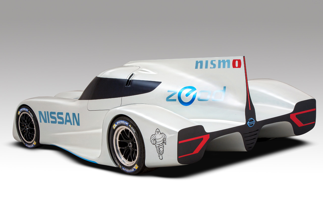 Worlds Fastest Rc Car >> Nissan ZEOD - The World's Fastest Electric Car