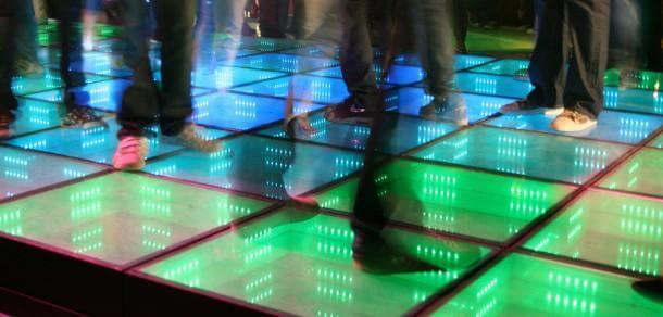 Power Walking energy floor4