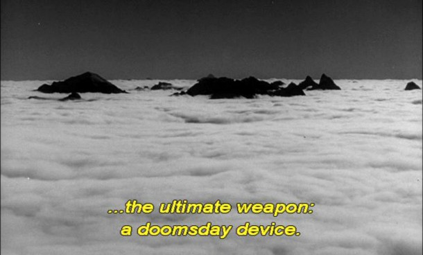 Soviet Doomsday Device
