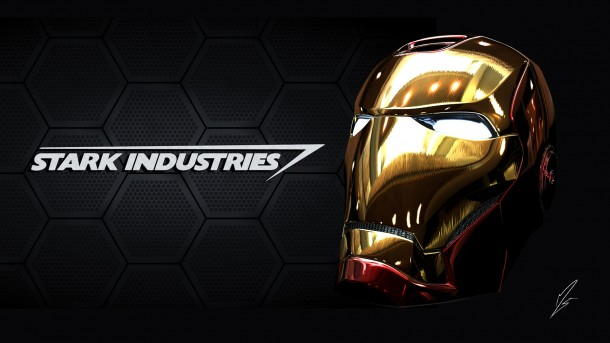 Stark-Industries engineering wallaper