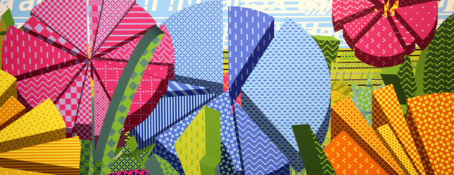 Japanese Artist Makes Amazing Paintings Using Microsoft Excel
