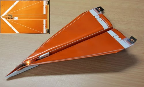 Disposable UAVs Inspired by Paper Planes 3