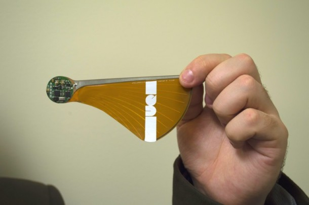 Disposable UAVs Inspired by Paper Planes