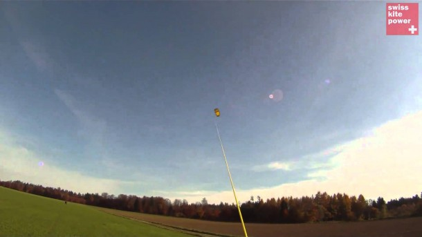 Empa's flying kite 2