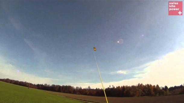 Empa's flying kite 2