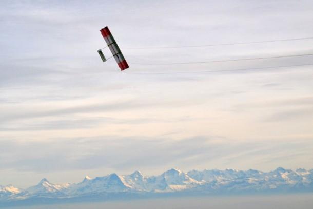 Empa's flying kite 4