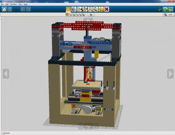 LEGObot 3