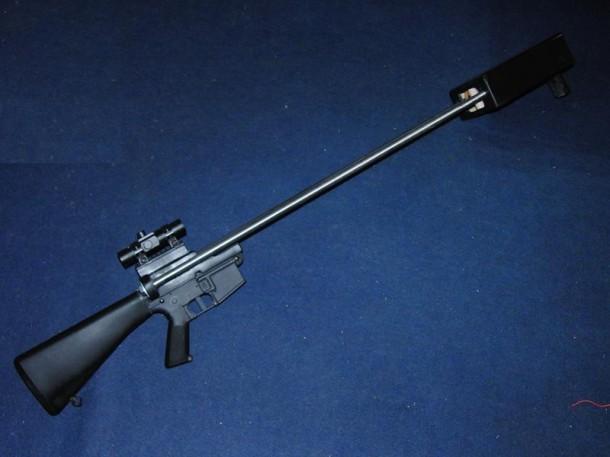 M16 Crossbow 2