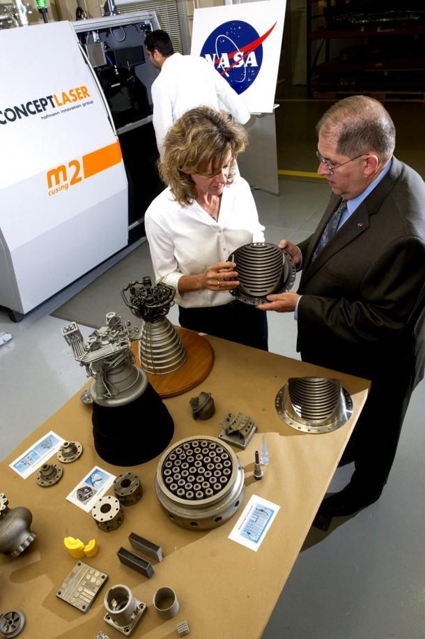 NASA and 3D Printing 5