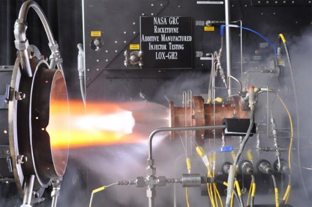NASA and 3D Printing