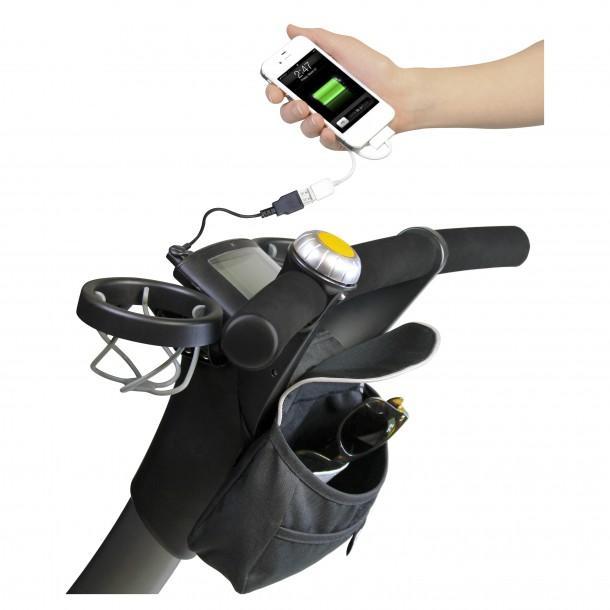 Origami Stroller 3