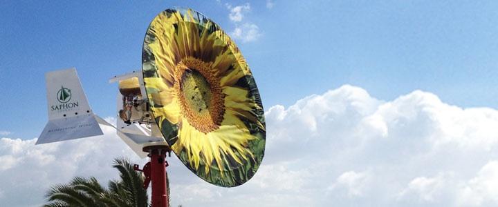 zero blade wind turbine