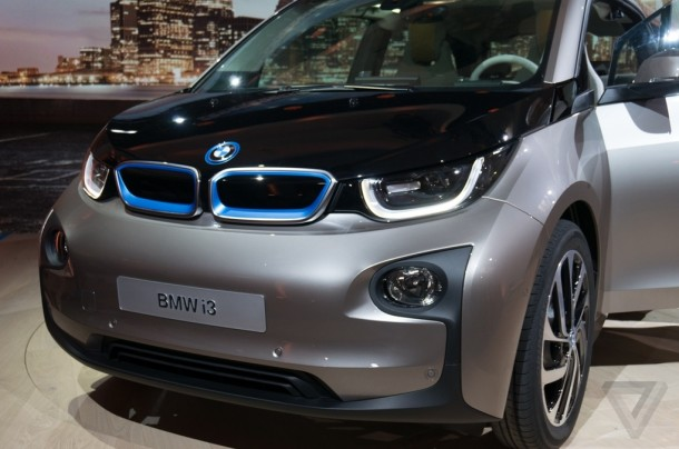 BMW launches eco-friendly i3 3