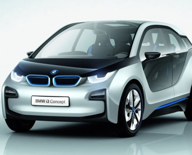 BMW launches eco-friendly i3