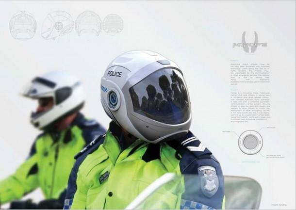 Robocop's Helmet in real life (1)