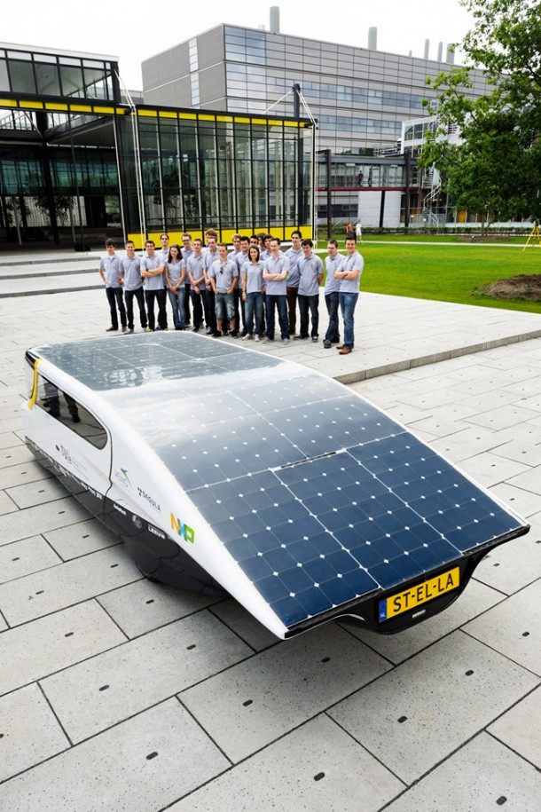 Time to shift to Solar Energy – Stella  4