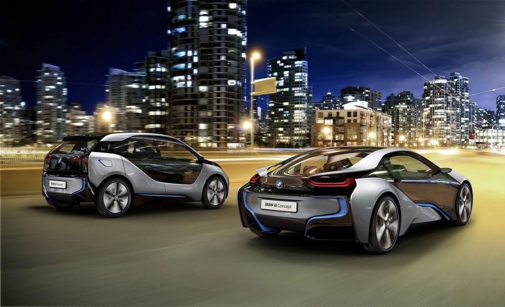 bmw-elektro-auto-concept-Serie-i3i8