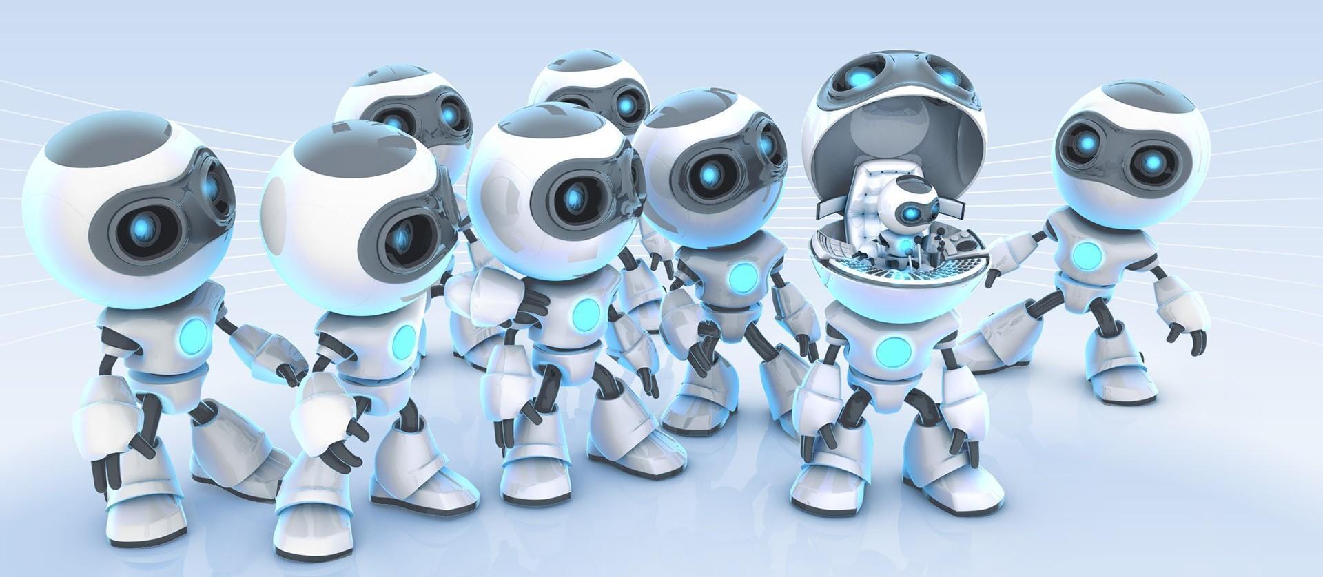 history of robots
