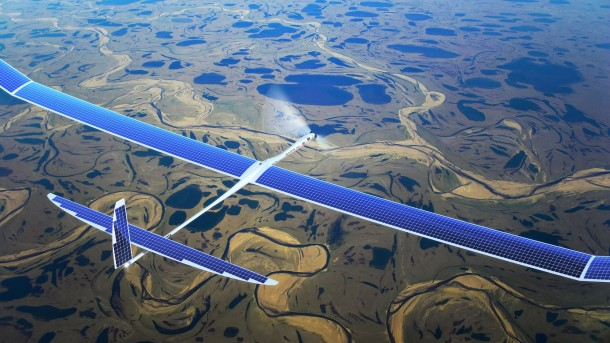 Designer Edge Image of the Day – Solar Powered UAV to Replace Satellites-3