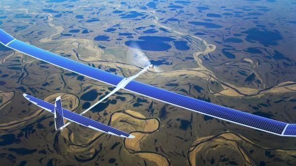 Designer Edge Image of the Day – Solar Powered UAV to Replace Satellites-3