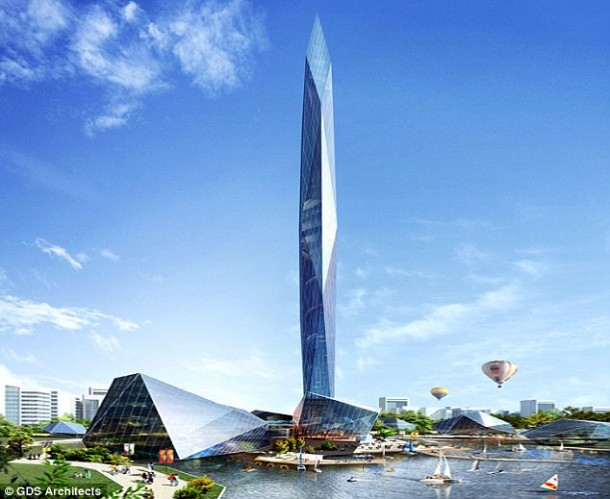 Image of the Day  Invisible skyscraper-2