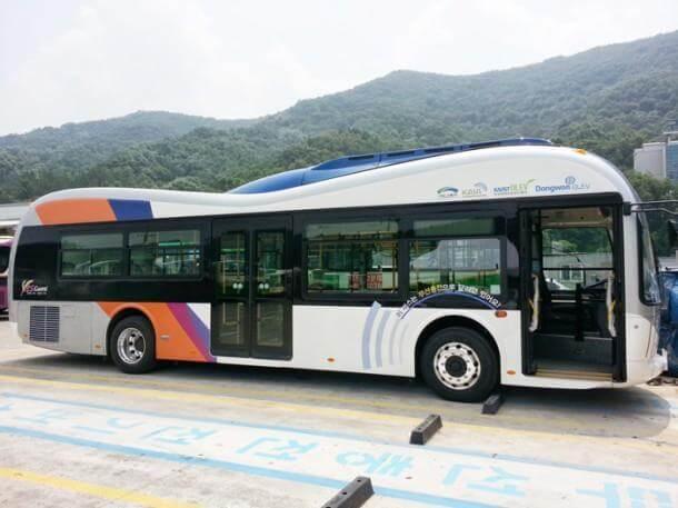OLEV Bus – Innovative Electric Vehicle for Public Transportation -2