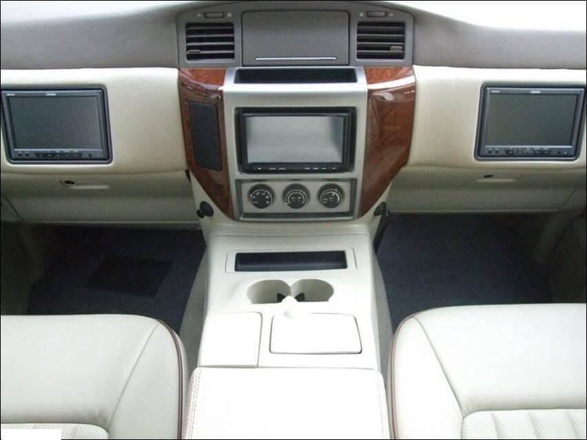 dubai car modification