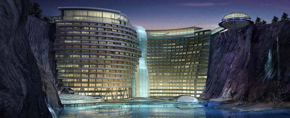 songjiang hotel china