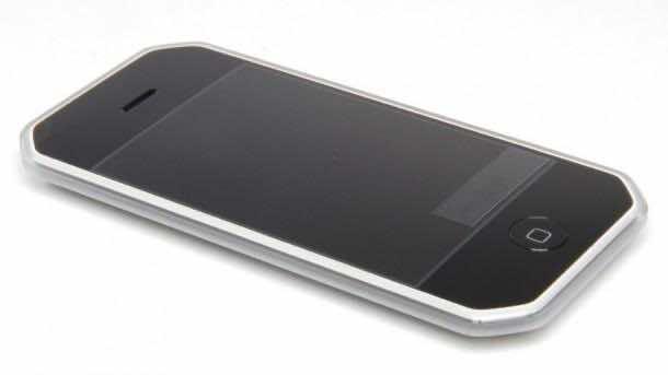 An Octagon iPhone