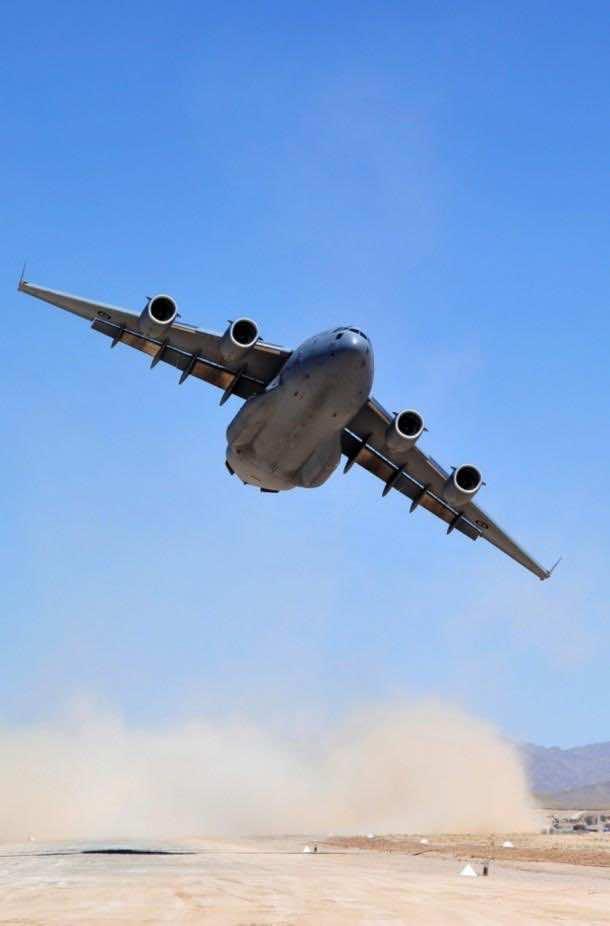 C-17 Globemaster 3