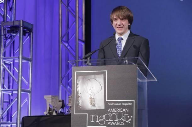 Smithsonian Magazine's 1st Annual Ingenuity Awards