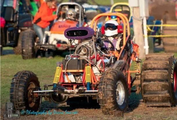 Dirt Car 111
