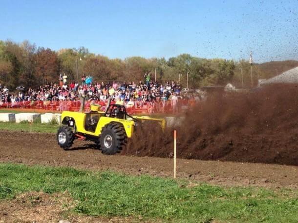 Dirt Car 113