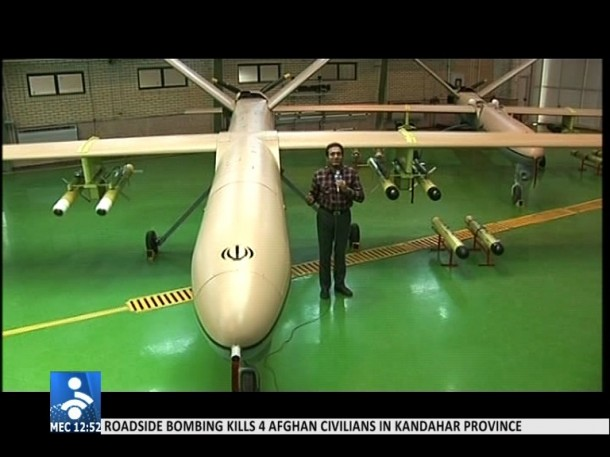 Iran has finally Come up with a Drone