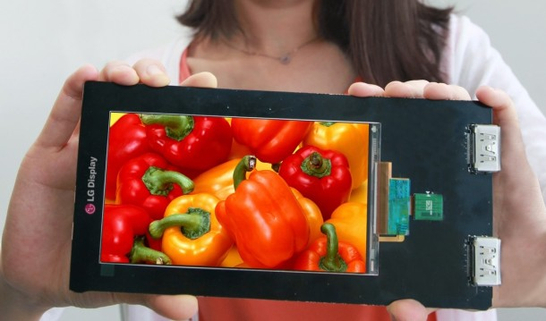 LG Defines The Future of Smartphones – Thinnest LCD 3