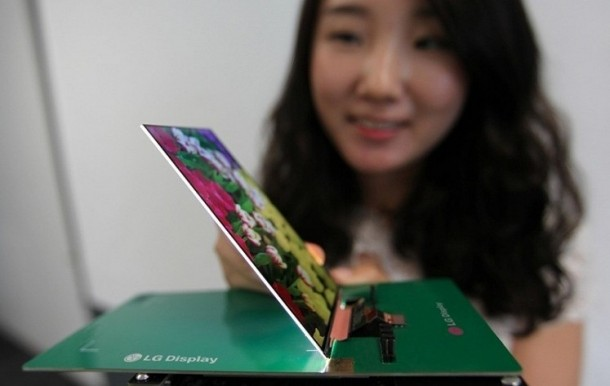 LG Defines The Future of Smartphones – Thinnest LCD 4