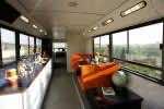 Luxury bus home