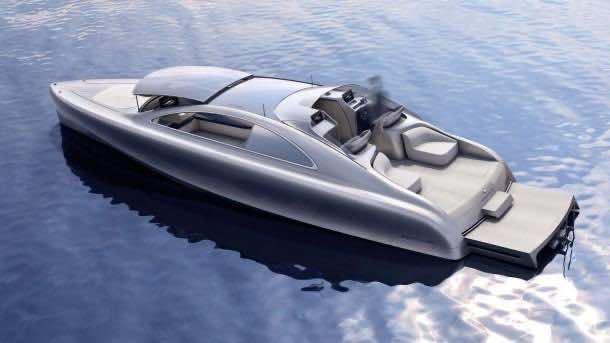 Mercedes Arrow 460 Yacht